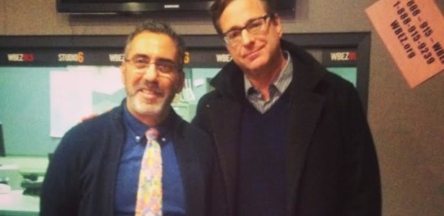 Bob Saget's new book takes a look at life, death and how the two fuel his comedy