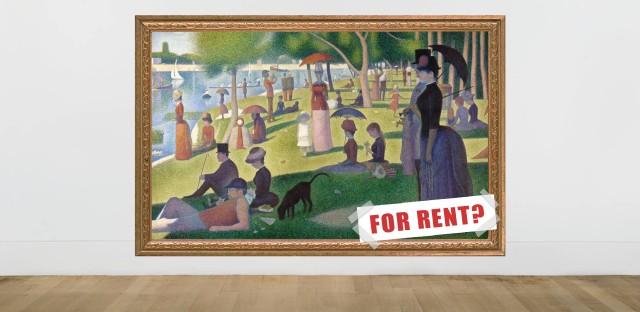 Art for Rent