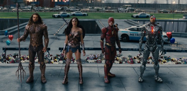 Pop Culture Happy Hour : Justice League and What's Making Us Happy Image