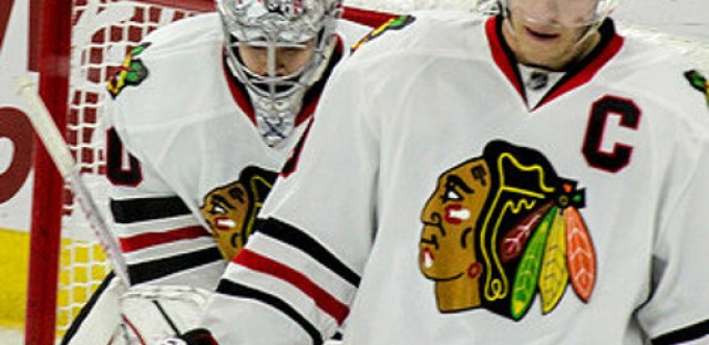 Game Four proves decisive for the Blackhawks