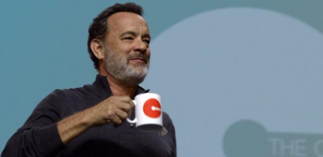 Tom Hanks stars in 'The Circle'