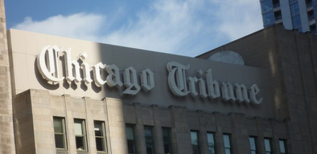 'Chicago Tribune' gets a facelift in print and online