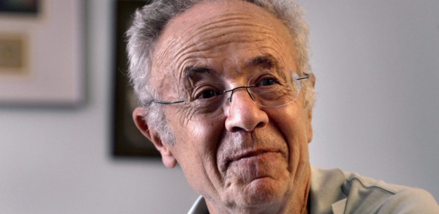 Andrew Grove, former CEO of Intel Corp., pictured in 2008. He died Monday at 79.