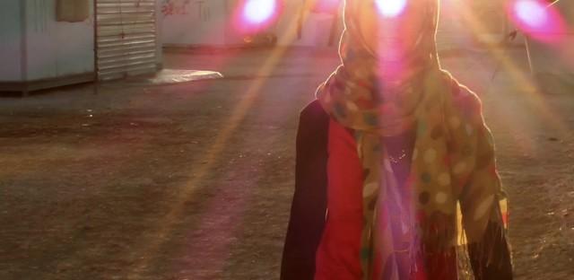 Khaldiya Jibawi makes an appearance in her documentary.