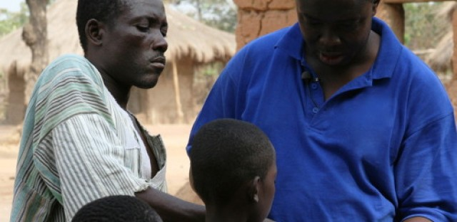 Global Activism: Right to Be Free works to end child slavery in Ghana