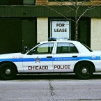 chicago police car FILE