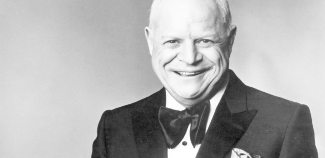 """Don Rickles was jokingly known as """"The Sultan of Insult."""""""