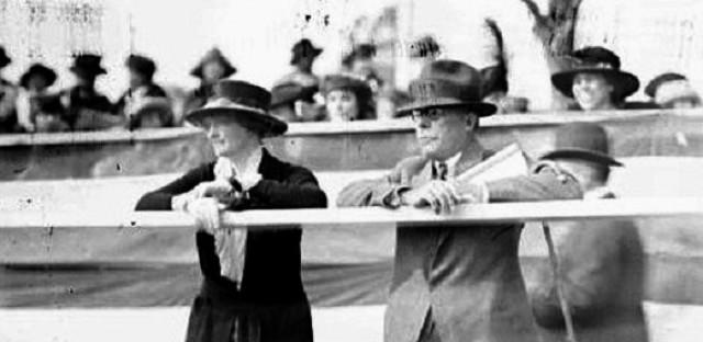Mr. and Mrs. Peabody, 1920