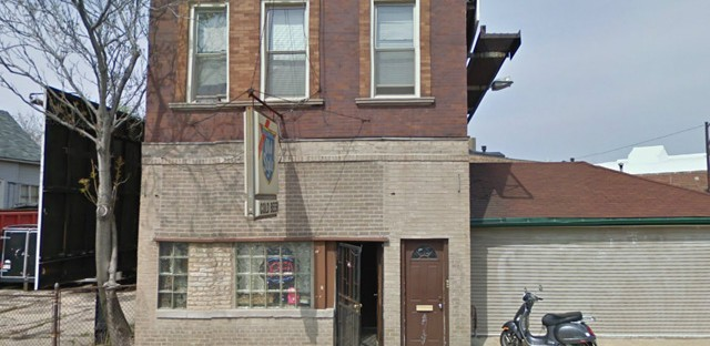 """This unassuming spot on North Elston Avenue is home to Frank and Mary's Tavern, which police Sgt. Dave Haynes says is his favorite lunch spot in town. He especially loves """"meatloaf Wednesdays."""""""
