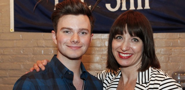 Ask Me Another : Chris Colfer: Fans, Fiction, And Fan Fiction Image