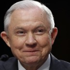 Attorney General Jeff Sessions pauses while testifying last month before the Senate Intelligence Committee hearing about his role in the firing of James Comey, his Russian contacts during the campaign and his decision to recuse from an investigation into possible ties between Moscow and associates of President Donald Trump.