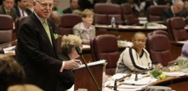 Sound bite of the day: Alderman Burke has a lot to say about choking