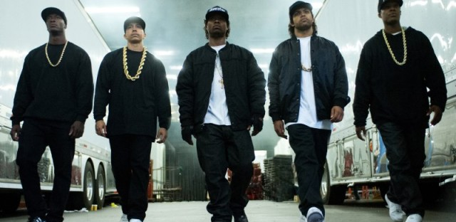 'Straight Outta Compton' is the lamest kind of gloss-over musical biopic