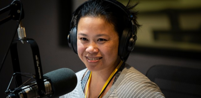 Laarni Livings, a South Loop resident, joined the Morning Shift on Tuesday to talk about her family's roots.