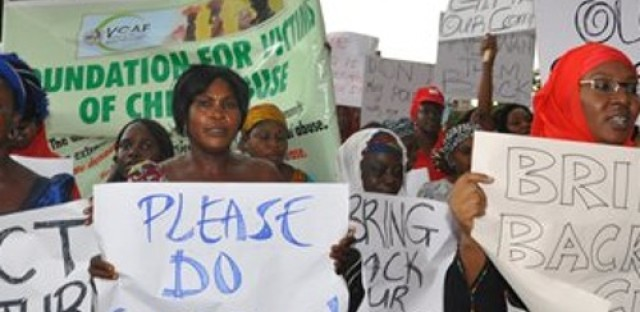 Kidnapped girls still missing in Nigeria
