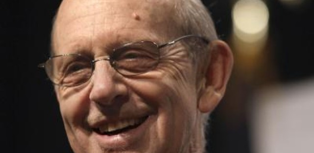 Justice Stephen Breyer sees the Constitution as integral part of democracy