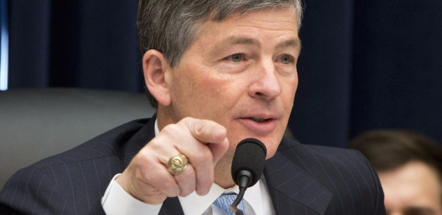 House Financial Services Committee Chairman Rep. Jeb Hensarling, R-Texas, who authored the Financial CHOICE Act.