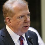 Seattle Mayor Ed Murray says his city filed a lawsuit against the Trump administration over its move to pull federal funds over immigration law enforcement.
