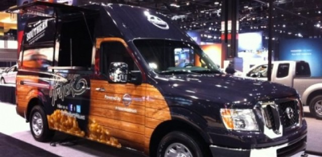 Chicago Auto Show: Food Trucks, Food Drive, First Look, and more