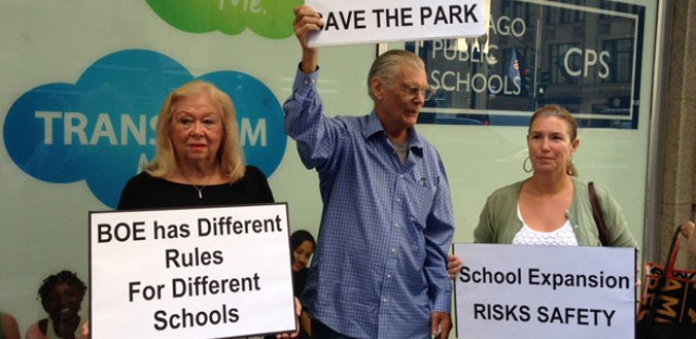 Chicago Public Schools chided by affluent school communities for inequity