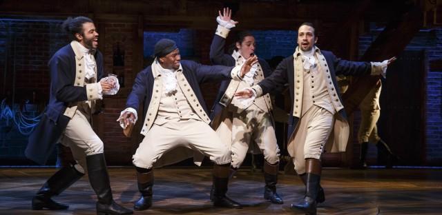 Pop Culture Happy Hour : Hamilton: An American Musical Image