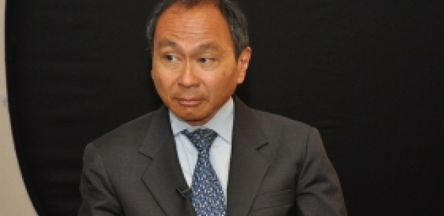 Francis Fukuyama argues that, without trust, relationships won't function at any level.