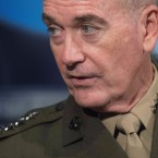 Joint Chiefs of Staff Chairman Gen. Joseph Dunford said Thursday that the military's transgender policy will remain unchanged until the Department of Defense receives direction from the White House.