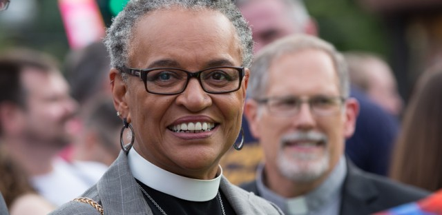 Illinois clergy rally for marriage equality