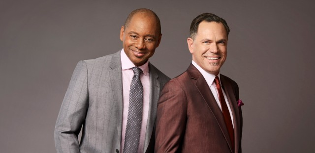 Marsalis and Elling team up for new project 'Upward Spiral'.