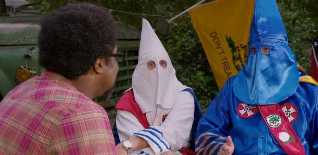 For United Shades Of America, W. Kamau Bell visited a Ku Klux Klan gathering.