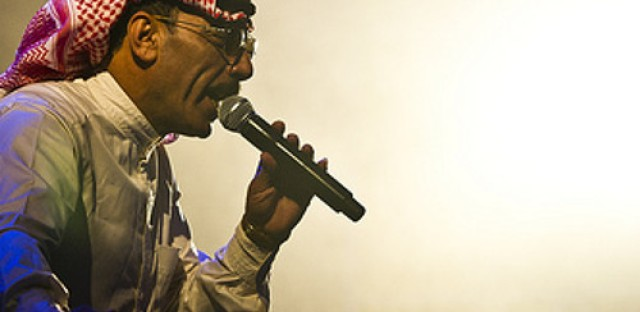 Global Notes: Omar Souleyman's 'Wenu Wenu' album