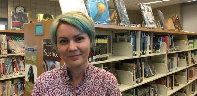 Nora Flanagan, a teacher at Northside College Preparatory High School in Chicago, has developed a toolkit to help school communities recognize and confront white nationalism among students. Flanagan says the issue has become more pressing in recent years, as students have been targeted for recruitment into the movement online.