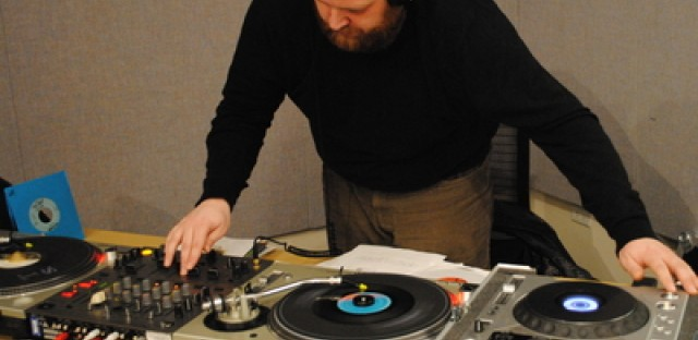 DJ Series: John Ciba of East of Edens Soul Express swings by to spin some soul