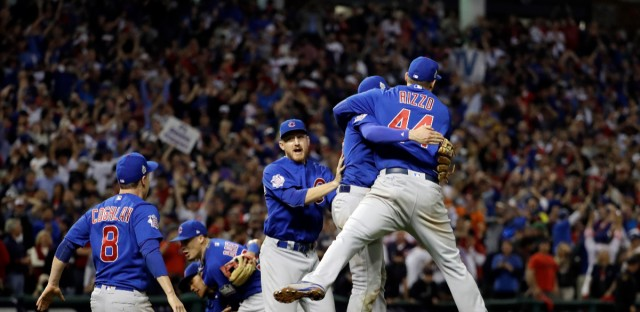 Cubs World Series Game 7