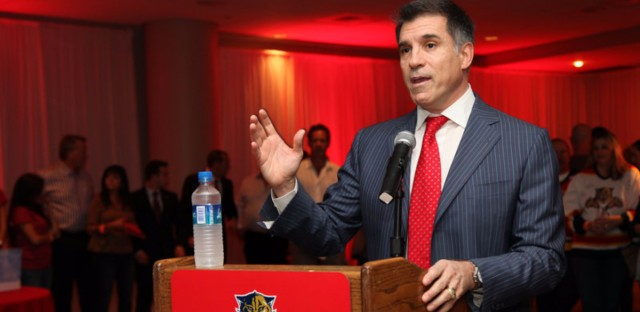 Vincent J. Viola, a West Point graduate who served in the 101st Airborne, owns the Florida Panthers and is Donald Trump's pick to be secretary of the Army.