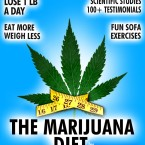 Can you lose weight on the marijuana diet?