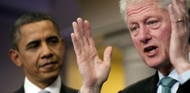 The Clintonian Way: Lessons from President Clinton's midterm rebound