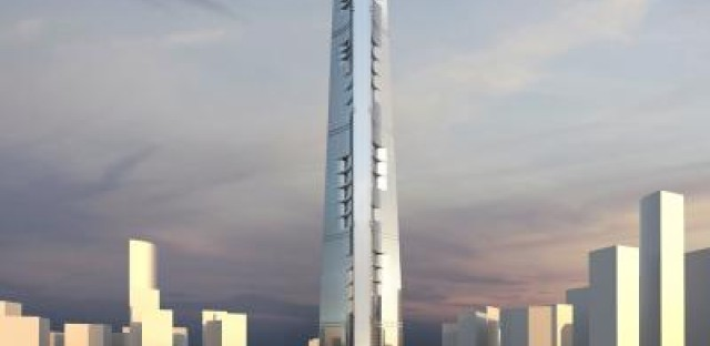 World's tallest building proposed for Saudi Arabia--but designed here