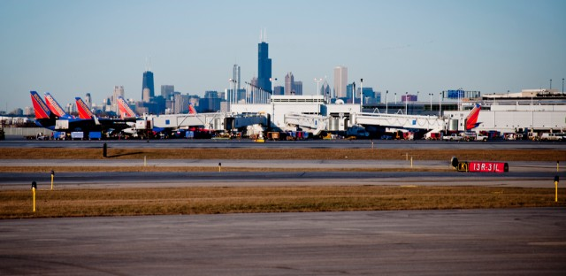 Chicago's Midway Airport set for $248 million makeover
