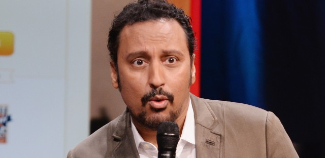 Ask Me Another : AMA Bonus: Aasif Mandvi Lands The Daily Show Image