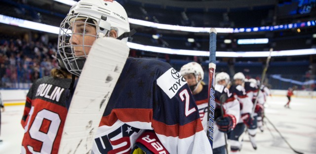 United States Hilary Knight (#21)