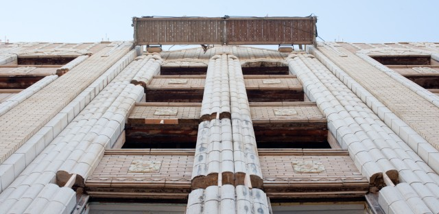 The Viceroy Hotel on Chicago's near West Side fell on hard times before it was rehabbed late last year.