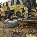 Boko Haram captures villages in northeastern Nigeria and crosses border into Cameroon