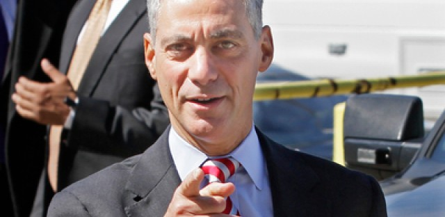 Mayor Emanuel squares off with the unions in budget battle