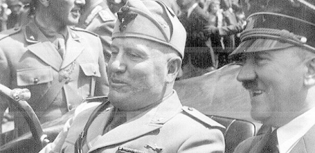 World History Minute: The rise of Mussolini