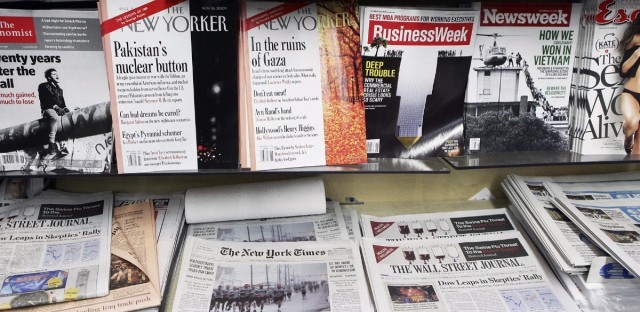 Journalists like to report what's new. But what's new in science often turns out not to be true in the long run.