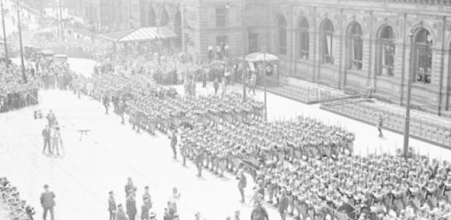 World History Minute: Germany remilitarizes the Rhineland (Mar. 7, 1936)