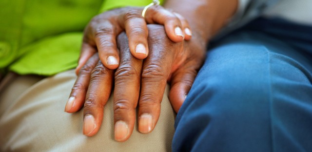 New research finds that African-Americans who grow up in harsh environments and endure stressful experiences are much more likely to develop Alzheimer's or some other form of dementia.