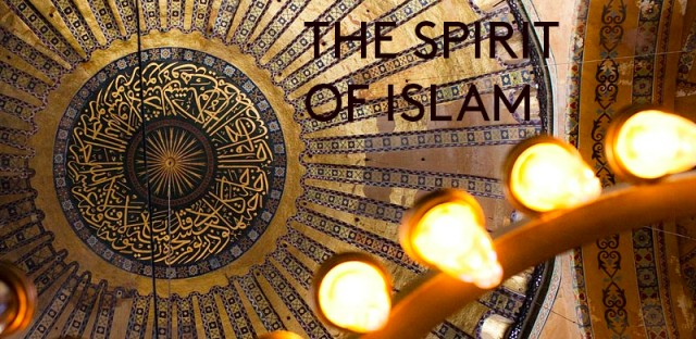 On Being : Omid Safi and Seemi Bushra Ghazi — The Spirit of Islam Image