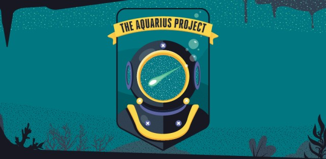 The Aquarius Project Logo